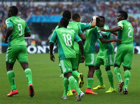 nigeria vs argentina 2014 world cup photos nigeria vs argentina world cup