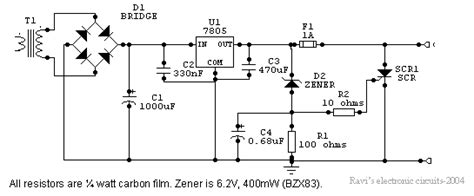 how to choose gate resistor how to choose a quot gate current limiting resistor quot for an scr in a crowbar circuit using gate