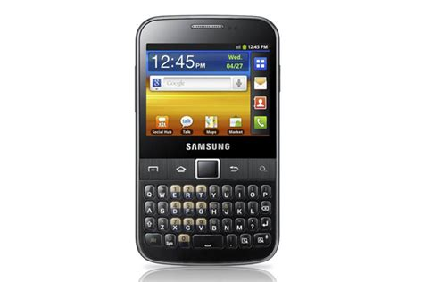 Samsung Android Qwerty Keyboard top 6 best qwerty candybar android phones available