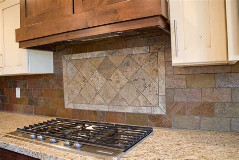 Brick Tile Kitchen Backsplash | brick tile backsplash for classic kitchen remodeling