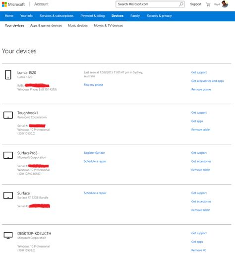Microsoft Device how to remove devices from a microsoft account boydo s tech talk