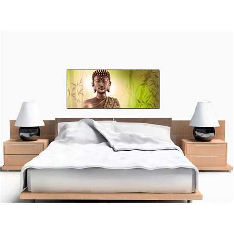 buddha bedroom wide canvas art of buddha for your bedroom