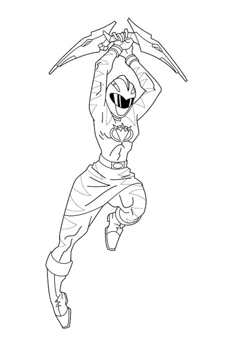 pink power ranger coloring pages coloring pages pink dino thunder ranger coloring pages power ranger
