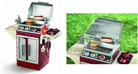 little tikes backyard barbecue little tikes backyard barbeque get out n grill only 22