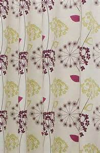 Curtain And Upholstery Fabrics Online Allium Purple Curtain Fabric