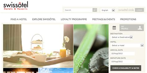 intern websites 15 exles of stunning hotel web design designmodo