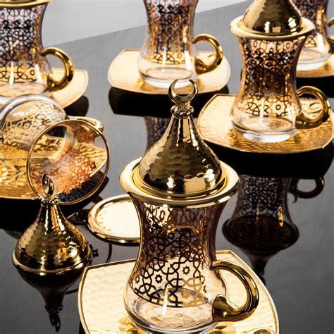 Arabic Set arabic tea cups set for six fairturk