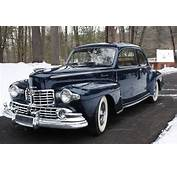 1947 Lincoln Custom Club Coupe Barn Find Classicvery