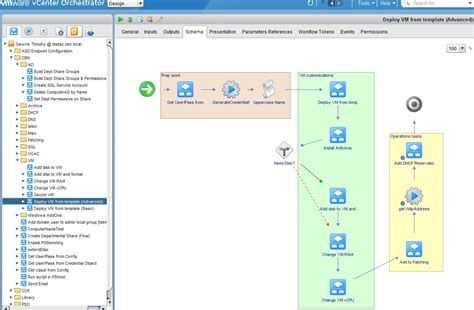 workflow orchestration using vmware vrealize orchestrator best free