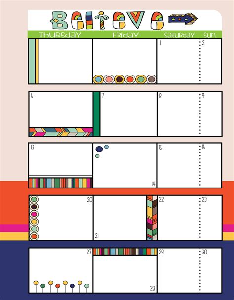 free 5 215 7 colorful 2015 calendar printables search results for printable calendar 5 x 7 2015 page 2