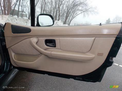bmw z3 panels 2000 bmw z3 2 8 roadster beige door panel photo 91056285