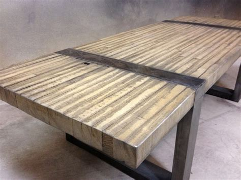 Modern Rustic Furniture Industrial Companies : Modern