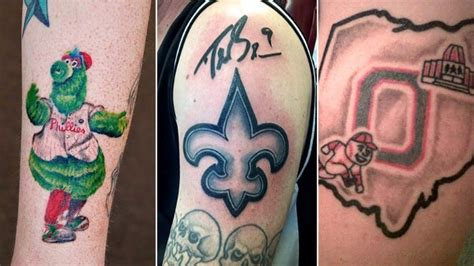 sport tattoos enter espn s halen contest for chance to meet