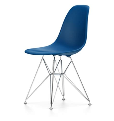 vitra eames dsr chair navy blue office chairs uk