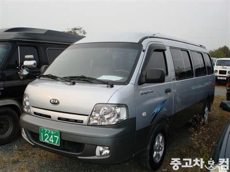 Japanese Kia Kia Wagon Type 2005 Used For Sale