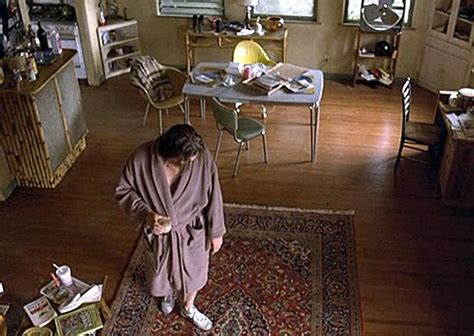 The Rug From The Big Lebowski by The Big Lebowski Living Room Decor Popsugar Home
