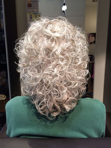 grey curly hair   adding thisthis