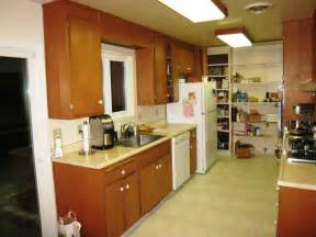 kitchen ideas for galley kitchens small galley kitchen design ideas home improvement 2017