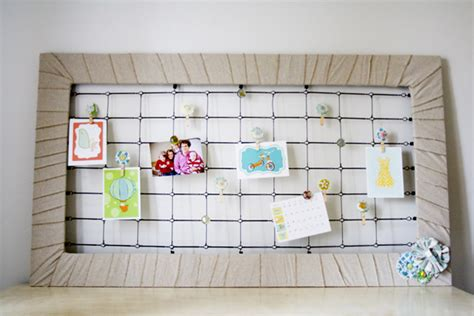 Crib Mattress Support Custom Nursery By Crib Mattress Support Turned Memo Board