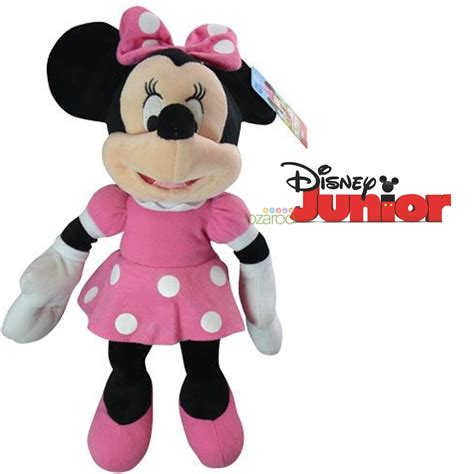 Baby Miki Squishy By Kurin mickey mouse clubhouse friends 8 quot baby toddler soft disney minnie mouse ebay