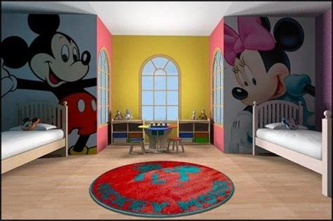 boy and girl love in bedroom disney themed shared bedroom for boy and girl decorative