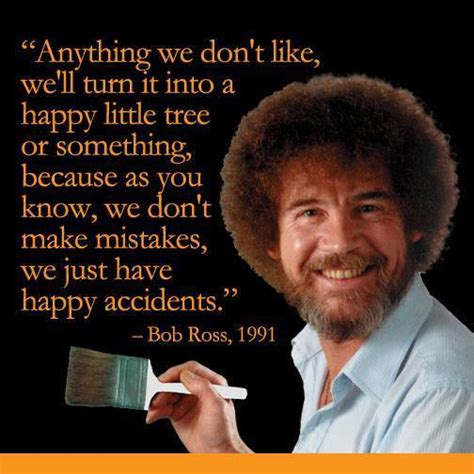 bob ross painting mistakes that must part of your brand is actually holding