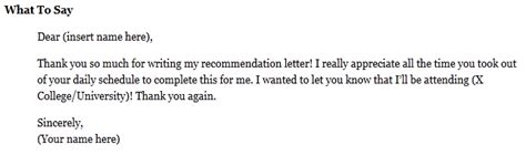 Thank You Letter Admission 6 Thank You Notes You Should Write After Your Addmission In College