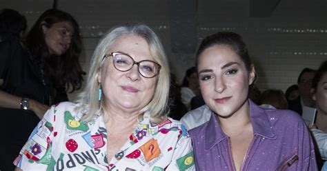 josiane balasko sa fille josiane balasko et sa fille marilou berry people au