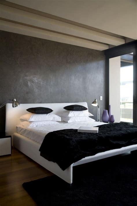 schlafzimmer trennwand maltechniken farbeffekte wand streichen ideen schlafzimmer