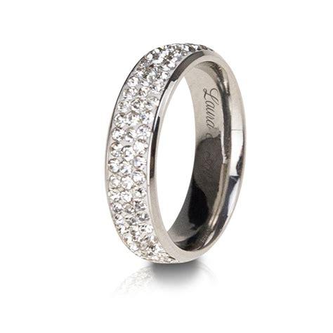 Ring Gravur by Ring Mit Glitzersteinen Gravur Geschenkidee De