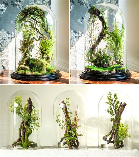 17 best images about decor forest on pinterest trees enchanted forest terrarium domes terraria enchanted and