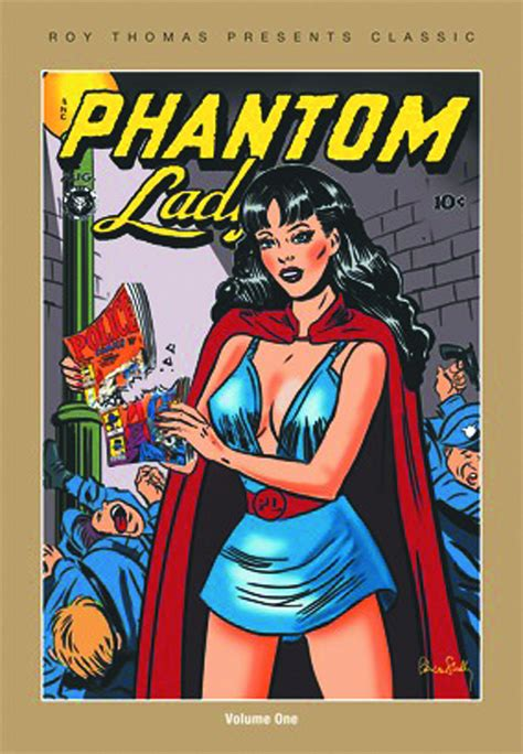 Graphic Classics Volume 23 Classics 1 aug131423 roy presents classic phantom tp
