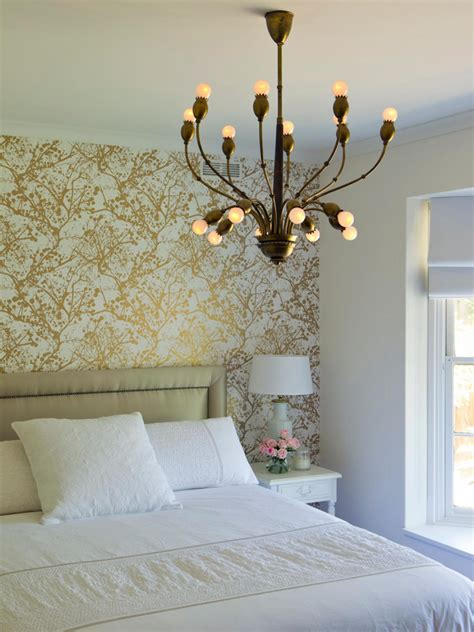gold walls in bedroom photos hgtv