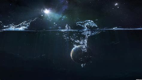 wallpaper abstract space space images water earth abstract space hd wallpaper and
