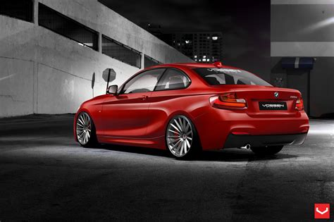 bmw 235i with 20 quot vossen ffs 2 wheels flow formed wheels