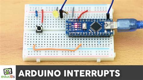 tutorial video arduino arduino interrupts tutorial electronics lab