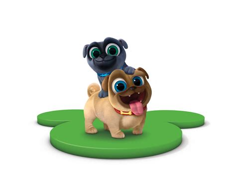 pug pals disney puppy pals disney junior channel