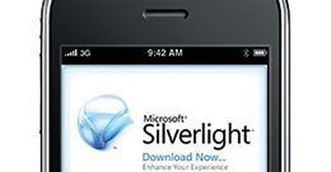 microsoft silverlight for android microsoft demos silverlight on the iphone