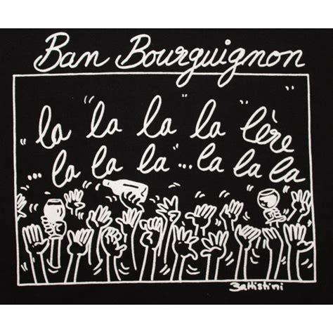 Banc Bourguignon by Tshirt Bourguignon
