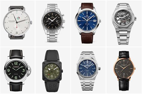 best watches brands top tock 25 best luxury brands hiconsumption