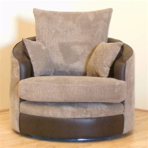 swivel cuddle chair large cheap snuggle grey round swivel cuddle chair image