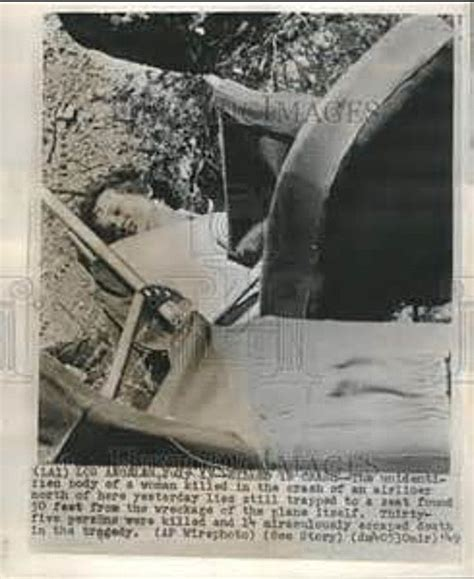 patsy cline s death in airplane crash march 5 1963 morbid and macabre pinterest post