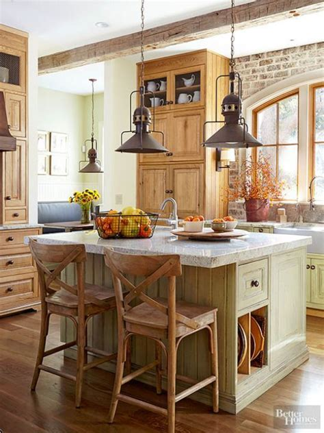 Farmhouse Kitchen Island Ideas 25 Best Ideas About Farmhouse Kitchens On Rustic Farmhouse Kitchen Ideas And