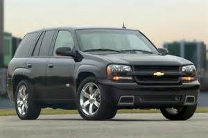 Buick Trailblazer Chevrolet Trailblazer Among Recalled Gm Built Suvs
