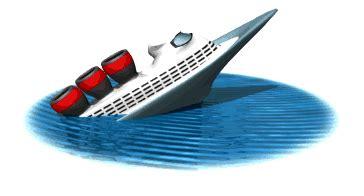 sinking ship animation cruise ships animated gifs gifmania