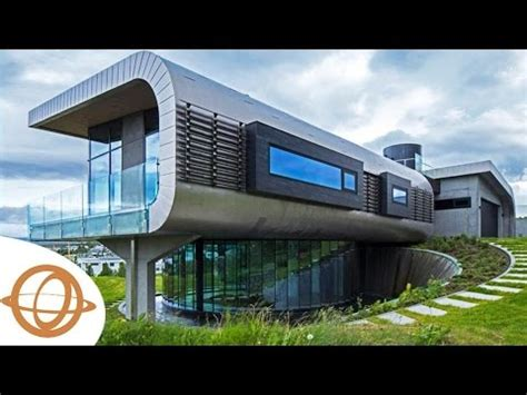 video house 10 futuristic houses that will blow your mind youtube