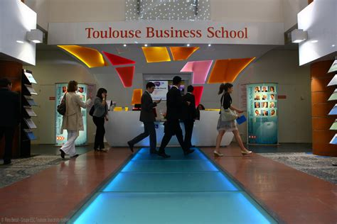 Toulouse Business School Mba by Toulouse Business School 233 Cole De Commerce 224 Toulouse