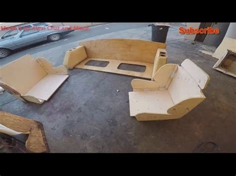how to build a boat seat diy boat seat rebuild and repair doovi