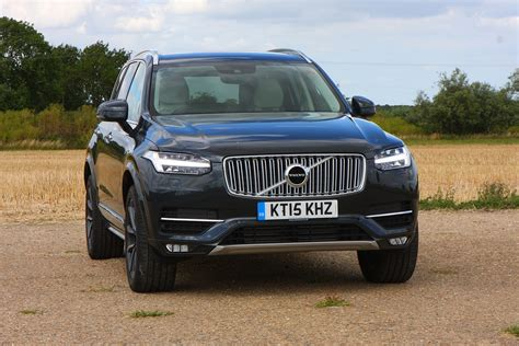 how much is a volvo xc90 volvo xc90 estate 2015 features equipment and