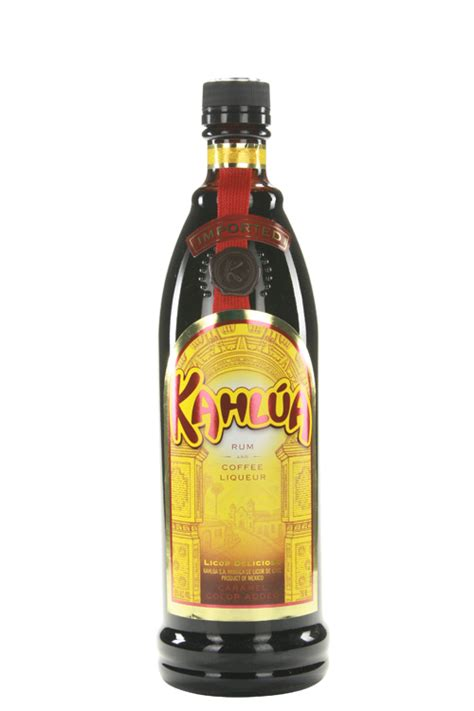Kahlua Coffee Liqueur kahlua coffee liqueur 750ml cellar